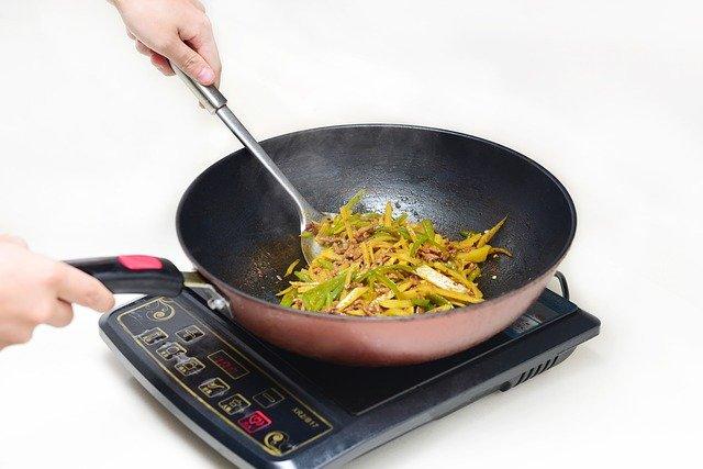 vaření na malé plotně