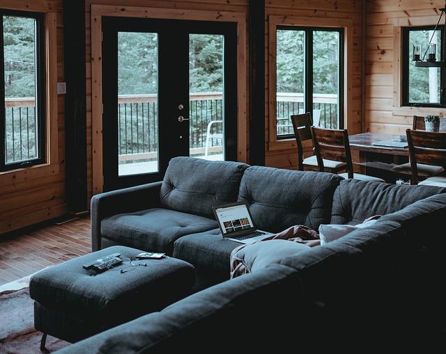 halový interiér