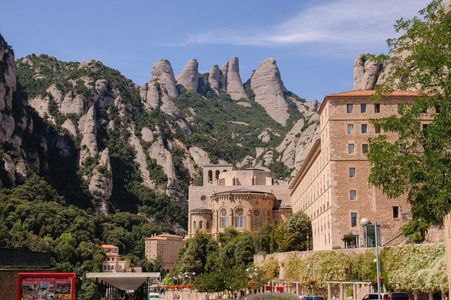 katalánsko montserrat