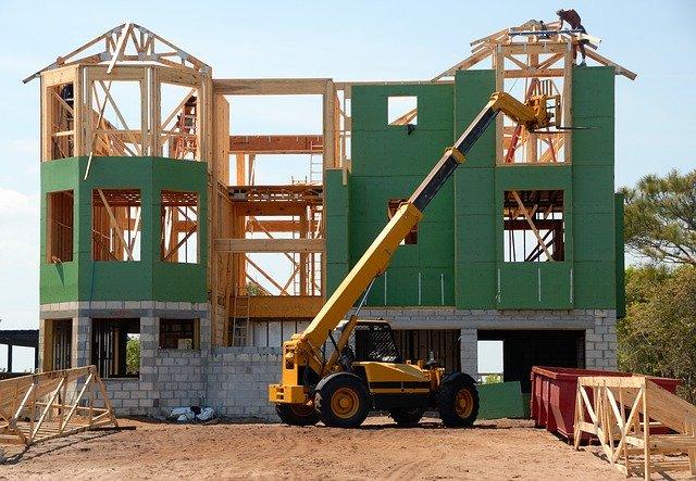 Konečně stavíme dům